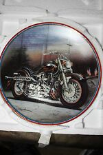 EASY RIDER HAMILTON COLLECTION PLATE VIETNAM EXPRESS PLATE