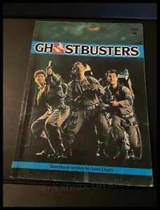 Ghostbusters: Story Book by Anne Digby, Larry Milne (Paperback, 1984)