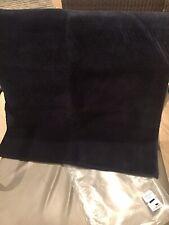 New Restoration Hardware Velvet Chevron Standard Pillow Sham Indigo $109