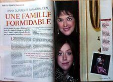 Mag 2010: ANNY DUPEREY_SARA GIRAUDEAU_MICHEL AUMONT