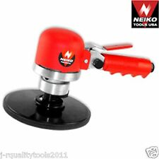 AIR POWER DRIVEN DUAL ACTION ROUND ORBITAL DA D/A DISC SANDER AUTO CAR BODY TOOL