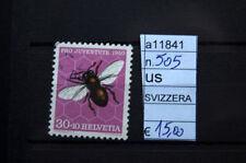 FRANCOBOLLI SVIZZERA USATI N. 505 (A11841)