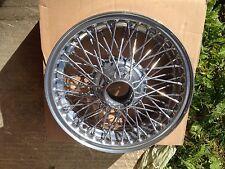 TUDOR WHEELS LTD Classic MG Wheel Restoration Chrome MGC MGCGT Sebring V8 MGA
