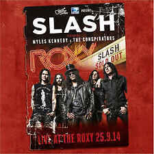 Slash Featuring Myles Kennedy & The Conspirators - Live at the Roxy 25.9.2014