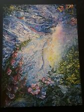 Inspirational Card ~ New ~ I Think  I Saw a Fairy by Josephine Wall