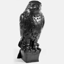 1941 Maltese Falcon Statue Prop 10 LB Solid Lead Filled Resin Screen Accurate