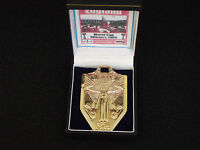 1966 ENGLAND WORLD CUP MEDAL - c/w BOX