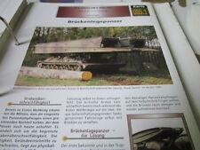 Archiv Militärfahrzeuge Technik 5.1 Brückenlegepanzer