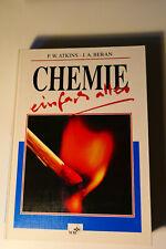 P. W. Atkins & J. A. Beran - Chemie, einfach alles (Aufl. 1996)