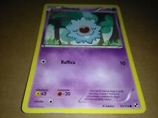 CARTA POKEMON NERO E BIANCO WOOBAT 50/114 ITALIANA PLAYED