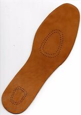 Leather insoles RRP £9.99