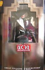 Cruella De Vil Doll 101 Dalmatians Power in Pinstripes Great Villains Collection