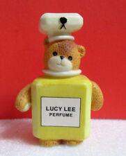 Lucy & Me ~ Lucy Lee Perfume ~ Perfume Bottle Rigg Enesco Figurine