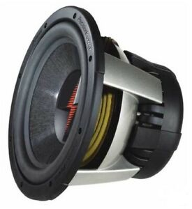 """Precision Power DCX124, 12"""" Subwoofer Power 1000 Watts RMS - Very Loud"""