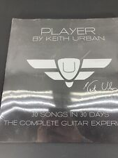 SEALED PLAYER by Keith Urban -30 Songs in 30 Days Complete Guitar Experience DVD