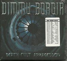 DIMMU BORGIR-DEATH CULT ARMAGEDDON + 1 BNS TCK-DIGI PACK DELUXE LIMITED EDITION