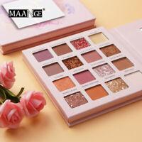 16/18 Colors Sunrise EyeShadow Palette Glitter Matte Waterproof Makeup Set