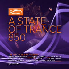 Various Artists - State Of Trance 850 / Various [New CD] Holland - Import