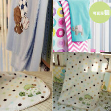 Cot Nursery Blankets & Throws with Embroidered
