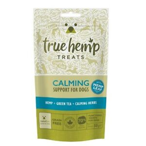 True Hemp Calming Dog Treat 50g