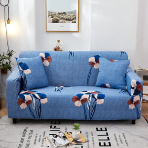 3D Printed Stretch Chair Sofa Covers 1 2 3 4 Seater Protector Couch Slipcover