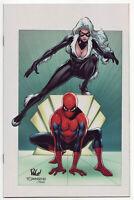 AMAZING SPIDER-MAN #9 Mike Weiringo 1:100 Virgin Variant NM
