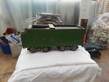 """3.5""""  gauge tender for live steam locomotive"""