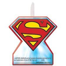 4 LIGUE DE JUSTICE D'Amérique Superman pour enfants fête d'anniversaire