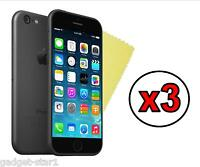 3x HQ CLEAR SCREEN PROTECTOR COVER LCD GUARD FILM FOR APPLE IPHONE 6 6S 4.7""