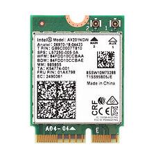 Intel Wi-Fi 6 AX200 802.11ax Dual band MU-MIMO Wifi Network Bluetooth 5.0 Card