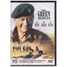 DVD GREEN BERETS, THE John Wayne David Janssen 1968 VIETNAM WAR DRAMA R4 [BNS]