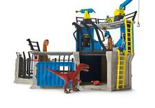 More details for schleich large dino research station playset