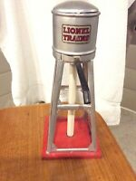Antique Vintage LIONEL TRAIN #93 WATER TOWER ACCESSORY Station Rare