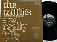 The Triffids - Are Really Folk LP 1965 1st UK Press Fontana TL 5231 Vinyl