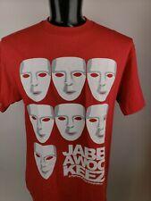 America's Best Dance Crew MTV Jabbawockeez Dance Stack Logo T-shirt Tee Large