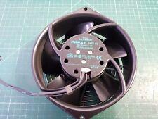 PAPST 230v Test Gear Cooling Fan , Papst Axial Fan , EX MOD . 7450 ES 230v