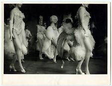 Photo le Moulin Rouge - Serge Lido - Pin-up - Sexy Lady - 1960