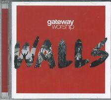 Walls by Gateway Worship with Kari Jobe, Mark Harris, Rita Springer (CD, New)