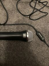Rock Band Wired USB Microphone PS2 PS3 XBOX 360 Wii PC Universal Game Part OEM