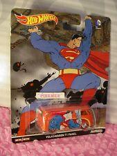 2016 DC Comics Hot Wheels Superman '71 Chevy El Camino Real Riders Culture Pop