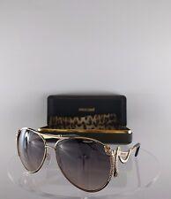 Brand New Authentic Roberto Cavalli Mimosa RC909S 28B Sunglasses 909 Gold