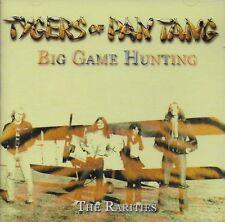 Tygers of Pan Tang-Big game hunting: the rarities 2cd 2005 NWOBHM OVP