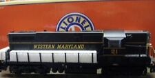 ✅LIONEL LEGACY WESTERN MARYLAND GP-7 DIESEL ENGINE 6-28361