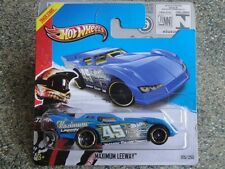 Hot Wheels 2013 #125/250 MAXIMUM LEEWAY HW Racing blue