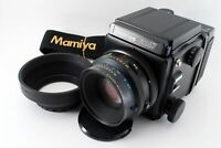"""NEAR MINT+"" Mamiya RZ67 Pro + Sekor Z 110mm f2.8 W + 120 Film Back Japan 8245"