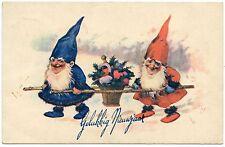 LUTINS GNOMES. LEPRECHAUN. PIXIES.  NOËL CHRISTMAS