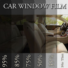 CAR WINDOW SOLAR TINT 3M x 75CM FILM TINTING  SHADE 35% PRO