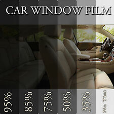 CAR WINDOW SOLAR TINT 3M x 50CM FILM TINTING  SHADE 85% PRO