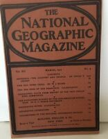 REPRINT National Geographic Magazine 1901 Vol XII No 3 Abyssinia  People