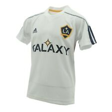 Los Angeles Galaxy Official MLS Adidas Kids Youth Size Athletic Jersey New Tags